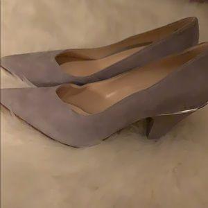 Brand New Suede Nine West Heels Size 7